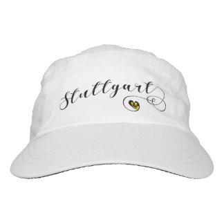 シュトゥットガルトのハートの帽子の帽子、ドイツ ヘッドスウェットハット