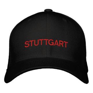 シュトゥットガルトの帽子 刺繍入りキャップ