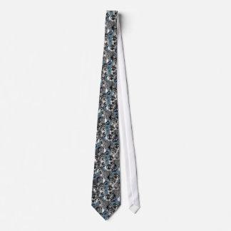 シュナウツァーのネクタイをくまなく オリジナルネクタイ