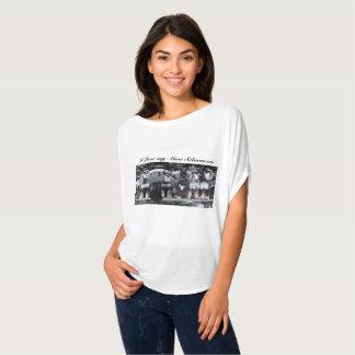 シュナウツァーのワイシャツ Tシャツ