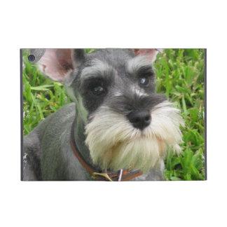 シュナウツァー犬 iPad MINI ケース