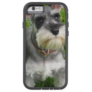 シュナウツァー犬 TOUGH XTREME iPhone 6 ケース