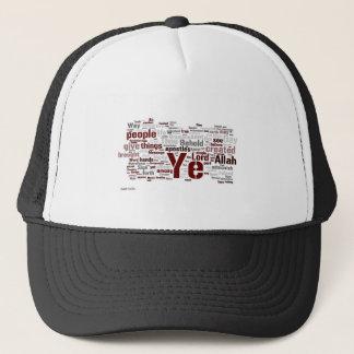シュラーのYaの罪のWordleの帽子 キャップ