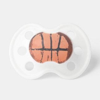 シュートMcHoopによるバスケットボールのLinoの芸術のプリント おしゃぶり