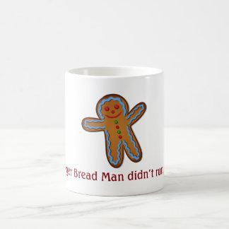 ショウガのパンの人 コーヒーマグカップ