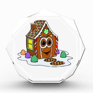 ショウガのパンの家の漫画 表彰盾