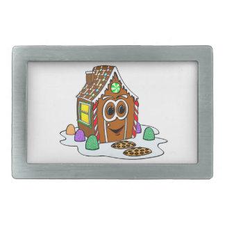 ショウガのパンの家の漫画 長方形ベルトバックル