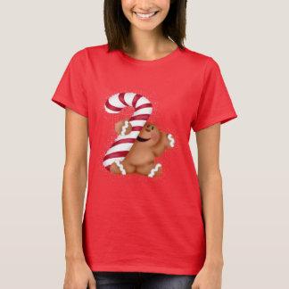 ショウガのパン基本的なレディースTシャツ Tシャツ