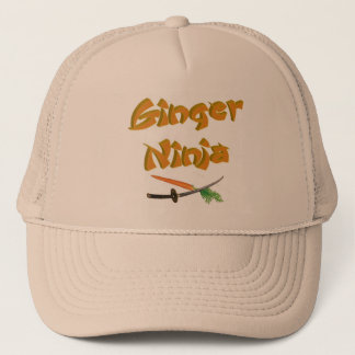 ショウガの忍者の帽子2 キャップ