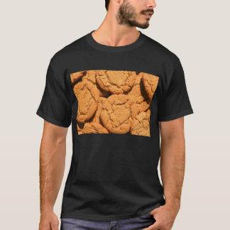 ショウガの急なクッキーTシャツ、ワイシャツ Tシャツ