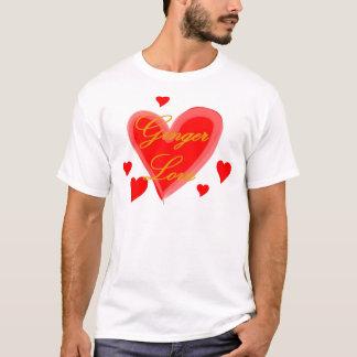 ショウガ愛 Tシャツ