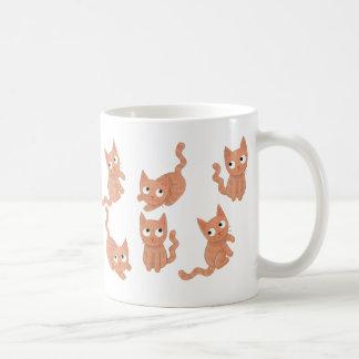 ショウガ猫のマグ コーヒーマグカップ