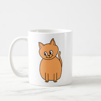 ショウガ猫 コーヒーマグカップ