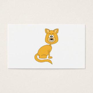 ショウガ猫 名刺