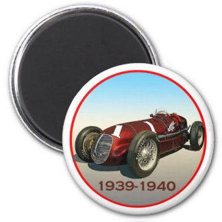 ショウMaserati 8CTF Indy車 マグネット