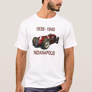 ショウMaserati 8CTF Indy車 Tシャツ