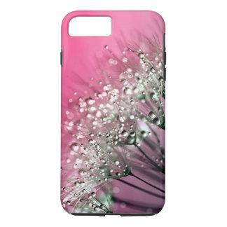 ショッキングピンクのタンポポ iPhone 8 PLUS/7 PLUSケース