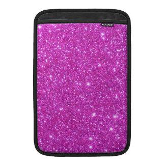 ショッキングピンクの輝きのきらびやかなCricketDianeの芸術 MacBook スリーブ