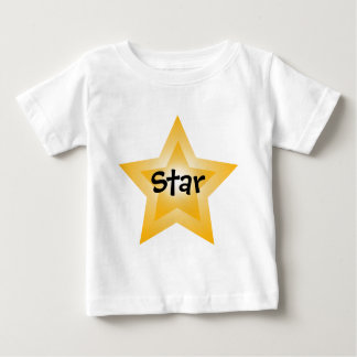 ショーの星 ベビーTシャツ