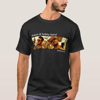 ショーン及び趣味バンドメンズワイシャツ Tシャツ