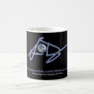 ショーンDelaneyの世界のマグ コーヒーマグカップ