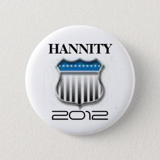 ショーンHannity 2012年 5.7cm 丸型バッジ