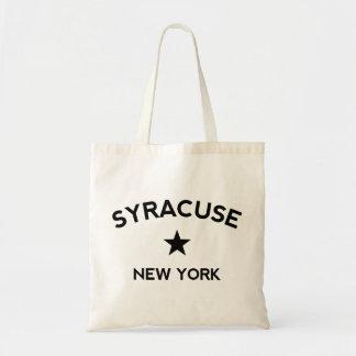シラキュースニューヨーク トートバッグ