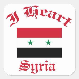 シリアのデザイン スクエアシール