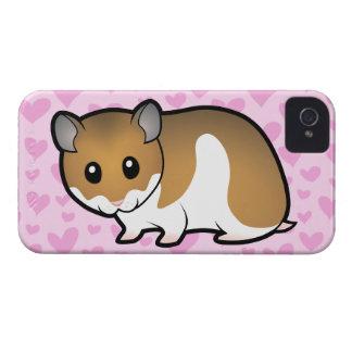シリアのハムスター愛 Case-Mate iPhone 4 ケース