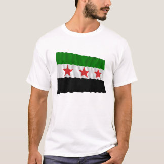 シリアの振る旗(1932-1958年および1961-1963年) Tシャツ