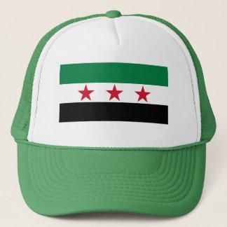 シリアの旗 キャップ