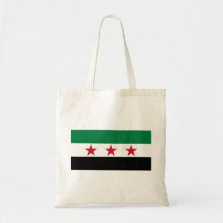 シリアの旗 トートバッグ
