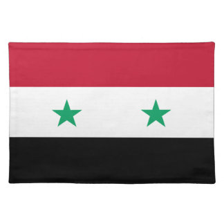 シリアの旗 ランチョンマット