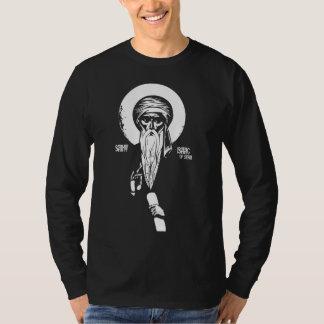 シリアの聖者アイザック Tシャツ