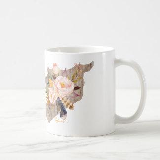 シリア(花の地図) コーヒーマグカップ
