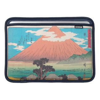 シリーズ五十三場所のhokaidoからのHara、 MacBook スリーブ