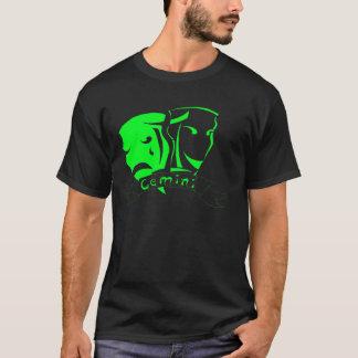 シリーズ1つのジェミニ緑 Tシャツ