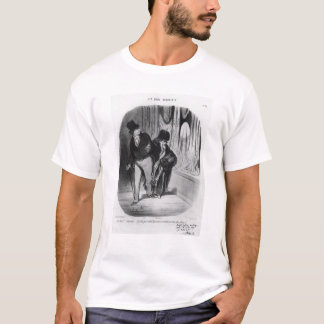 シリーズ「Lesの糖菓のブルジョア Tシャツ