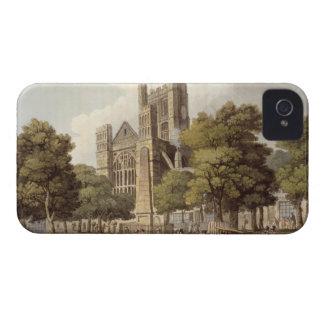 「シリーズo図解入りの、写真付きのなBathからのオレンジ果樹園、 Case-Mate iPhone 4 ケース