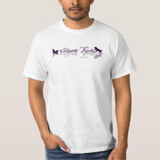 シルエットPapillons Tシャツ