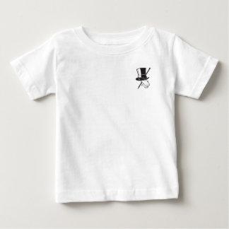 シルクハット ベビーTシャツ