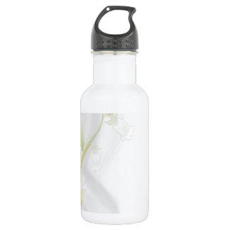 シルバーベルの水彩画の洗浄 ウォーターボトル
