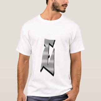 シルバー・トーンE Tシャツ