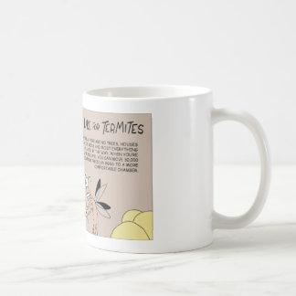 シロアリの地獄 コーヒーマグカップ