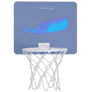 シロナガスクジラカスタマイズThunder_Cove ミニバスケットボールゴール