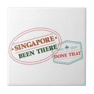 シンガポールそこにそれされる タイル