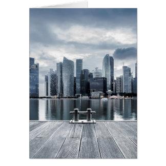 シンガポールのマリーナ カード