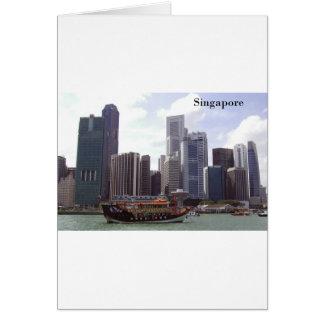 シンガポールの港(St.K)によって カード