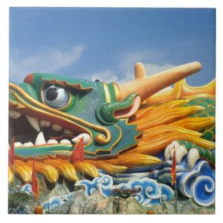 シンガポールアジアのサンザシの標準の別荘の有名なドラゴン タイル