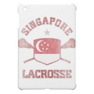 シンガポールヴィンテージ iPad MINIケース